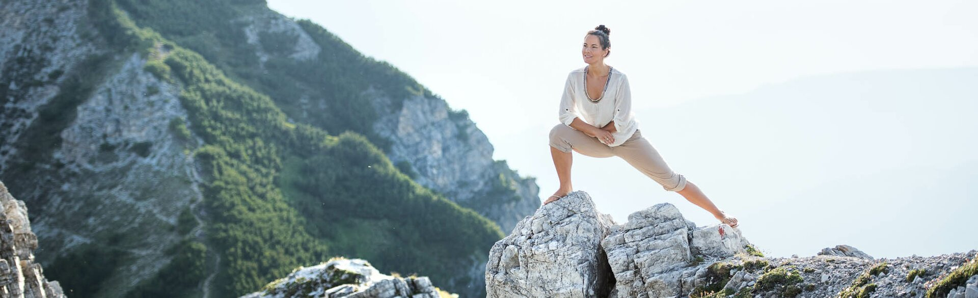 Yoga in the Mountains | Best Wellnesshotels in South Tyrol & Austria