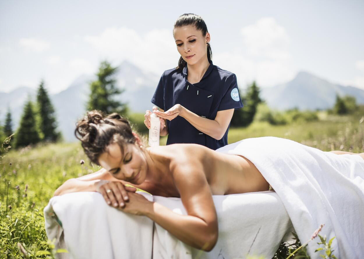 Beauty & Spa in the Best Alpine Wellness Hotels | Wellness Vacation in Austria & South Tyrol