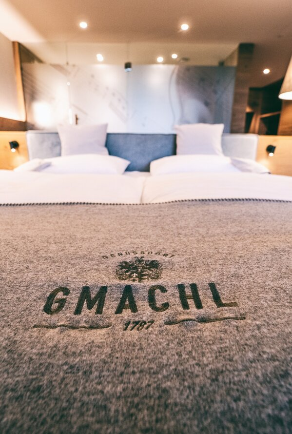 Modern Double Room | Wellnesshotel Gmachl