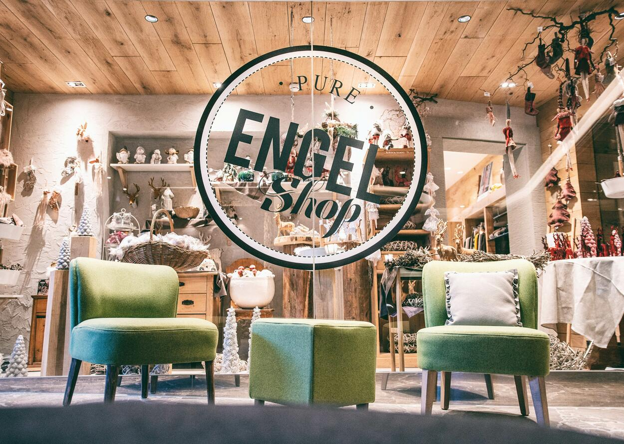 Pure Engel Shop | Wellnesshotel 4 Sterne Superior Engel, Tirol